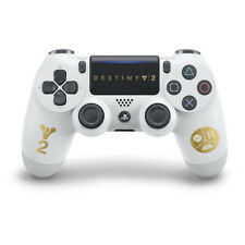 Sony PlayStation 4 Dualshock Wireless Controller - Destiny 2 White Bulk Package