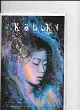 Kabuki Mint Group Of Four.