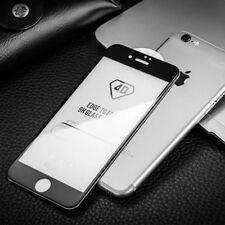 NUOVO 4D Full HD vetro temperato curvo nero PROTEGGI SCHERMO per Apple iPhone 7