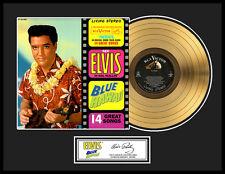 ELVIS PRESLEY - BLUE HAWAII LP GOLDENE SCHALLPLATTE