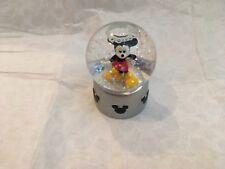 "Disney Mickey Mouse Snow Globe mini snow globe 2.5"""