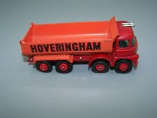 Matchbox King Size Hoveringham Tipper, No. 1, Vintage, Nice Condition