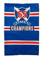 Glasgow Champions Snood, Neck Warmer For Rangers Fans IN STOCK AVAILABLE NOW