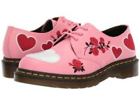 Women's Shoes Dr. Martens 1461 SEQUIN HEARTS Leather Oxfords 24414650 PINK