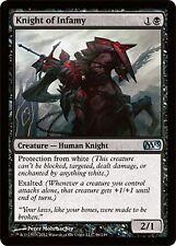 *MRM* FR 4x Chevalier de l'infamie (Knight of Infamy) MTG Magic 2010-2015