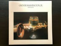 "Grover Washington ""Winelight"" Oz Press Elektra Label W/ Original Insert VG+/ Ex"
