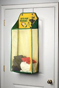 Over Door Hanging Kids Laundry Hamper Bag Basket - Flashing Lights Up (3 STYLES)
