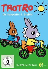 STAFFEL 2 (BOX) - TROTRO   DVD NEU