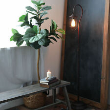 62-Inch Industrial Arched Floor Lamp w/One 40W Edison Bulb for Living Room Bedr