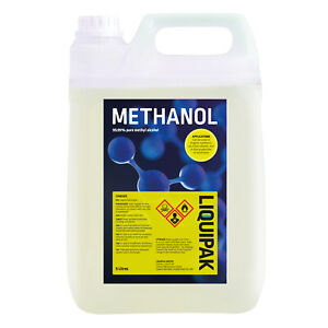 Methanol 99.95%  METHYL ALCOHOL/ METHANOL FUEL  500ml -20l