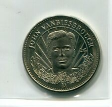 1996-97 Pinnacle Mint Coins Nickel 26 John Vanbiesbrouck