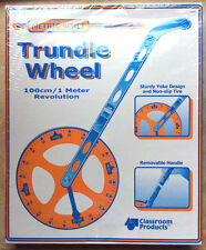 Trundle Wheel, Metric, 1 Meter revolution scaled in centimeters 33203