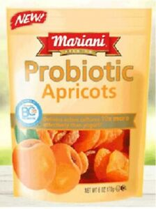 Mariani Probiotic Apricots