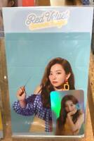 RED VELVET Seulgi Hologram Photocard SUM Official Goods