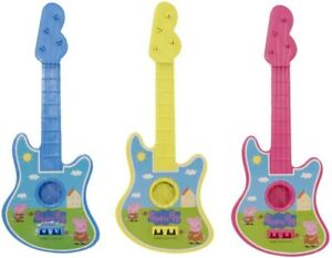 Peppa Pig Guitar - A Must Have For Any Peppa Pig Music Fan