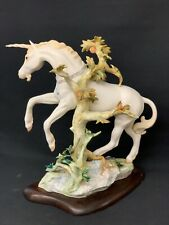 Cybis Unicorn porcelain figurine  signed and numbered #39/500!