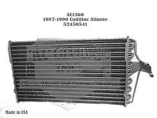 87 88 89 90 CADILLAC Allante AC Condenser a/c Air OEM 52450541 AC1360