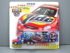 1998 Ricky Rudd Hauler #10 Taurus NASCAR Tide Racing  NEW  50th Anniversary