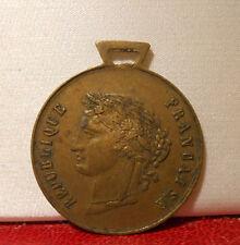 Médaille à honneur l'adresse