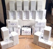 One (1) Bose Jewel Double Cube Mint Premium Speaker-Flawless, Multiple Available