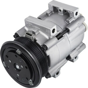 AC Compressor 58140 fits Mustang, Explorer, Mountaineer And Aerostar CO 101820C
