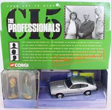 "Corgi Toys 1:36 ""THE PROFESSIONALS"" FORD CAPRI TV Movie Model Car #57401 MIB`99"