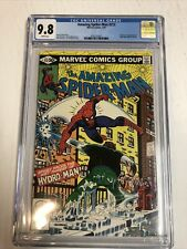 Amazing Spiderman (1981) # 22 (CGC 9.8 WP) | 1st App Hydro-Man ( Last Movie )