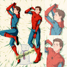Spider-Man Dakimakura hugging pillow case 50x150cm fabric N681