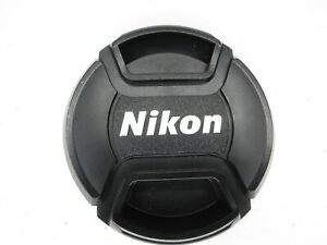 #2 Nikon Genuine LC-52 52mm Snap On Front Camera Lens Cap AF / AF-S / Ai / Ai-S