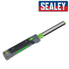 Sealey LED180 Rechargeable Slim Folding INSPECTION LAMP SMD LED Li-ion Magnetic