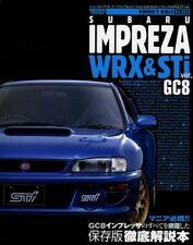 [BOOK] Subaru IMPREZA WRX Sti GC8 owner's bible 22B WRC 555 S201 Colin McRae