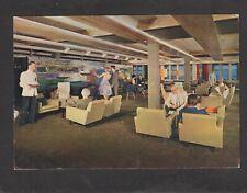 """Oriana"" Orient Line steamship Princess Room interior postcard"