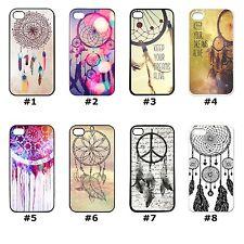 Handyhülle Schutz Hülle Cover Hard Case Schale für iPhone Samsung Traumfänger