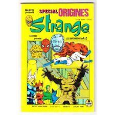 Strange Spécial Origines N° 247 Bis - Comics Marvel