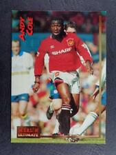Merlin Ultimate Premier League 95/96 - Andy Cole Manchester United #131