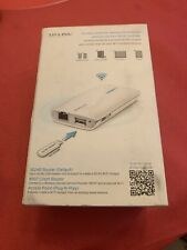 TP-LINK  Portable Battery Powered 3G/4G Wireless N Router TL-MR3040,Mint