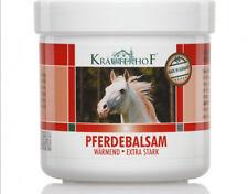 (1,93€/100ml) 500 ml Kräuterhof Pferdebalsam Balsam wärmend extra stark Massage