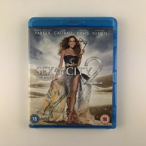 Sex And The City 2 (Blu-ray and DVD Combo, 2010, 2-Disc Set)