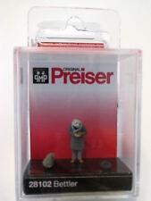 Preiser (HO 1:87) Beggar w/accessories #28102