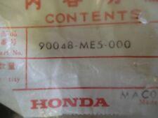 Honda CB 400 - 1100 90048-ME5-000 Cárter Perno de sellado (20 MM) 1983-14 N.o.s.
