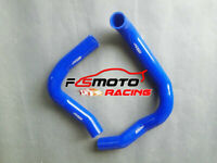 Silicone Radiator Hose for Holden Frontera MX 3.2 MPFI Petrol V6 1999-2004 BLUE