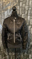 Icon Hella Womens Textile Armored Motorcycle Jacket XS