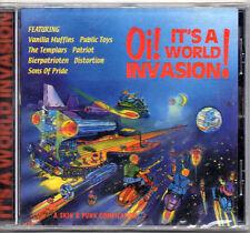 V/A - Oi! It's A World Invasion CD