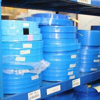 BU Battery Heat Shrink Tube Cells Wrap Skin PVC Shrinkable insulating Film DIY