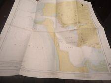 NOAA Paper Chart Ludington Harbor Map 14937- Lake Michigan- Mason County