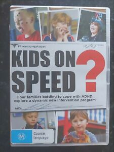 Kids On Speed (Region 4 DVD) LIKE NEW, FREE Next Day Post from NSW