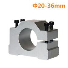 20 36mm Aluminum Cnc Spindle Motor Mount Bracket Clamp Screws