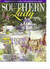 SOUTHERN LADY,  MARCH / APRIL, 2014  ( CELEBRATING 15 YEARS * THE ENTERTAINING