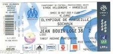 Billet  / Place  OM Olympique de Marseille - FC Sochaux vs OM  ( 042 )