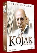 DVD KOJAK SAISON 2 VOLUME 1 NEUF